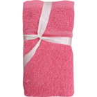 More Essential 100% Cotton Face Towel 350 Pink 30 x 30 cm Pack of 3 Nos 1 pc