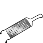 More Essentials Coarse Grater 1 pc