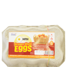 More Fresh Brown Eggs 6 pc