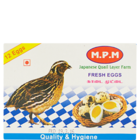 MPM Fresh Quail Eggs 12 pc