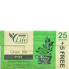 More Green Tea Bag Pure 25 + 5 Nos 1 pc