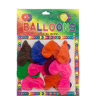 More Heart Shape Balloon Large Pack of 12 Nos 1 Pc