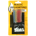 More Magic Relighiting Candle With Stand 1 Pc