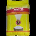 More Value Sona Masoori Steam Rice 25 Kg