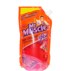 Mr Muscle Glade Floor Cleaner Floral Pouch 500 ml