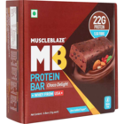 Muscle Blaze 22 g Protein Chocolate Bar 72 g