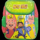 My Baby Excels Motu Patlu Trio 16 Inch School Bag 1 pc