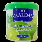 My Shaldan Lime Air Freshener for Car 80 g