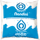 Nandini Toned Fresh Milk Pouch 500 ml