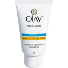Olay Natural White Light Instant Glowing Fairness UV Cream 40 g