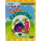 Navneet A Book Of Copy Colouring Vegetables English 1 pc