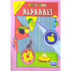 Navneet I Like Coloring Alphabet Book English Book 1 pc