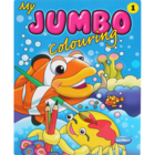Navneet My Jumbo Colouring Book Part 1 1 pc