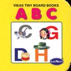 Navneet Vikas Board Book Alphabet 1 pc