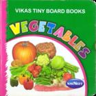 Navneet Vikas Tiny Board Book Vegetable 1 pc