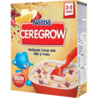 Nestle Ceregrow Multigrain Cereal With Milk & Fruits 300 g