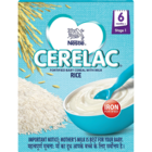 Nestle Cerelac Rice 1 Stage Infant Cereal 300 g