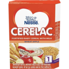 Nestle Cerelac Fortified Baby Meal With Milk Wheat Apple 1 Stage 300 g