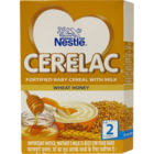 Nestle Cerelac Fortified Baby Meal With Milk Wheat Honey 2 Stage 300 g