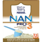 Nestle Nan Pro 3 No. 400 g
