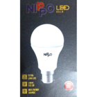 Nippo 9 Watt Led Bulb 1 pc