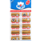 Nippo Gold 3DG AA Battery Pack of 10 Nos