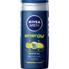 Nivea Energy Shower Gel For Men 250 ml