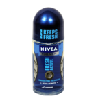 Nivea For Men Fresh Active Roll On Deodorant 50 ml