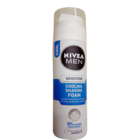 Nivea Men Sensitive Cool Shaving Foam 200 ml
