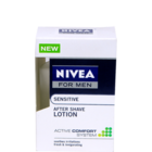 Nivea Sensitive Active Comfort Shaving Lotion 100 ml