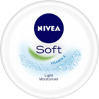 Nivea Soft Light Moisturiser Cream 300 ml