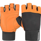 Nivia Leather Gym Gloves Model No 890 1 pc
