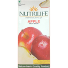 NutriLife Apple Fruit Nectar Juice Tetra Pack 1 l