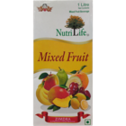 NutriLife Mixed Fruit Nectar Juice Tetra Pack 1 l