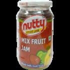 Nutty Mixed Fruit Jam 500 g