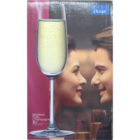 Ocean Madison Flute Cham Clear Champagne Glass Set of 2 Nos 210 ml