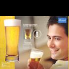 Ocean Matropolitan Beer Glass Set Of 6 Nos 1 pc