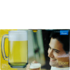 Ocean Playboy Beer Mug Pack of 3 357 ml