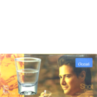Ocean Solo Shot Glass Set of 6 Nos 60 ml