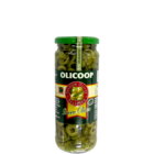 Olicoop Sliced Green Olives 450 g