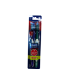 Oral B Pro Health Crossaction Medium Toothbrush 2 PK 1 Pc