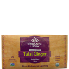 Organic India Tulsi Ginger Tea Bags 25 Nos