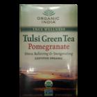 Organic India Tulsi Pomegranate Tea Bags 18 Nos