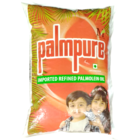 Palm Pure Palm Oil Pouch 1 Ltr
