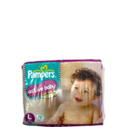 Pampers Active Baby  Large 9-14 Kg 78 pcs