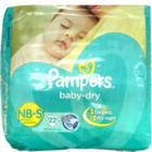 Pampers Baby Dry Pants Small 4-8 kg With Magic Gel 22 pcs