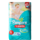 Pampers Large Pants Diapers 9-14 kg 48 pc