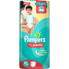 Pampers Pant Dipers XL Extra Large 86 pcs