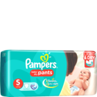 Pampers Small Pants 4-8 Kg Pants Diapers 86 pcs