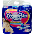 Mamy Poko Pant Style Diapers Medium 7-12 Kg Diapers 76 Nos